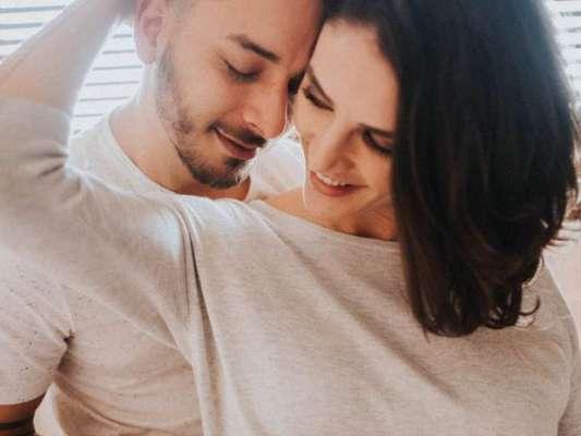 Junior Lima anunciou o nascimento do primeiro filho com Monica Benini, Otto, em seu Instagram, nesta terça-feira, 3 de outubro de 2017