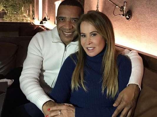 Zilu Camargo faz planos para se casar com o empresário Marco Antonio Teles em 2018