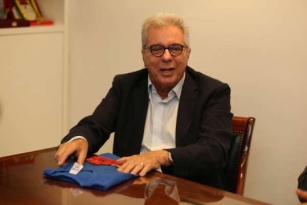 Márcio Braga, ex-presidente do Flamengo, quer unir opositores de Bandeira (Foto: Cleber Mendes/Lancepress!)