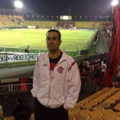 Ricardo Lomba, novo vice-presidente de futebol do Flamengo
