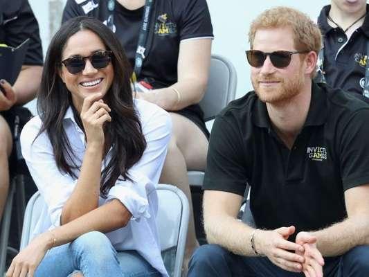 Príncipe Harry está preparando o anúncio de casamento com Meghan Markle