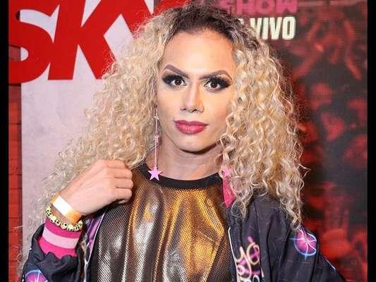 Silvero Pereira adianta planos para desfilar na Mocidade: 'Quero ir montado'