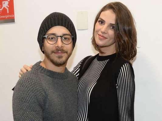 Junior Lima cita o filho ao parabenizar, Monica Benini, por aniversário nesta quarta-feira, dia 11 de outubro de 2017