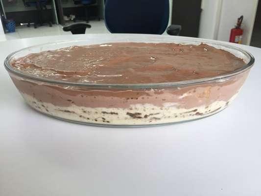 Torta de bolacha mista
