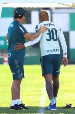 Felipe Melo e Cuca