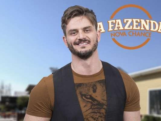 Marcos Härter criticou Flavia Vianna mais uma vez neste domingo, 15 de outubro de 2017 em 'A Fazenda - Nova Chance'