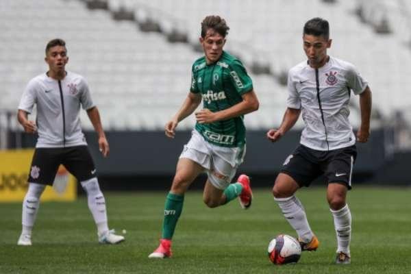 Corinthians 0 x 1 Palmeiras - Paulista sub-20