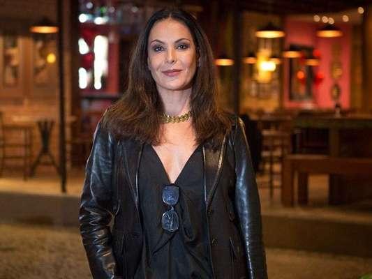 Carolina Ferraz entra com processo judicial contra a Globo