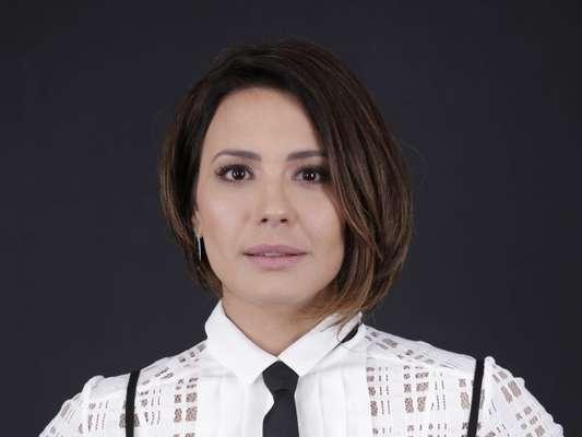 Juliana Knust é a jornalista Zoe, protagonista da novela 'Apocalipse', cuja estreia está marcada para o dia 21 de novembro de 2017, na Record TV