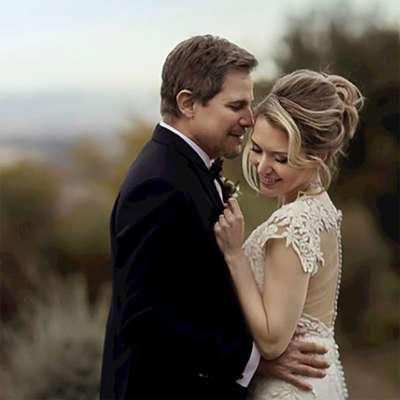 Edson Celulari casado novamente e muito feliz