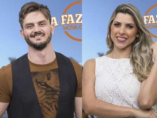 Ana Paula Minerato admitiu momento íntimo com Marcos Härter ao ser eliminada de 'A Fazenda'