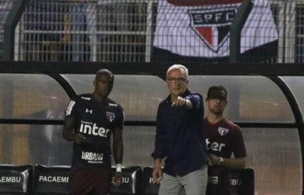 São Paulo 2 x 2 Chapecoense