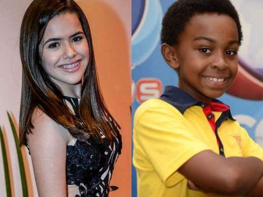 Maisa Silva e Jean Paulo Campos atuaram juntos em 'Carinha de Anjo', mas tiveram destinos diferentes no SBT