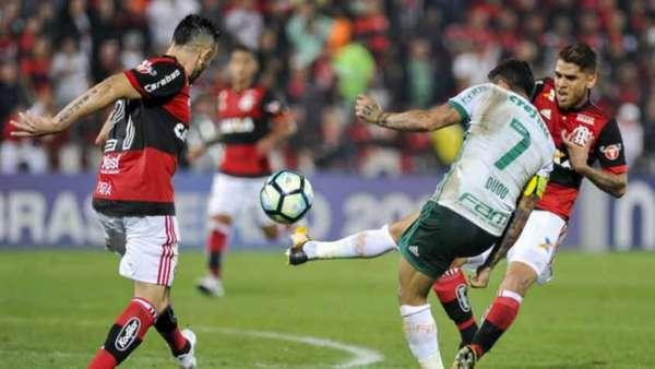 Assistir Palmeiras x Flamengo ao vivo grátis em HD 12/11/2017