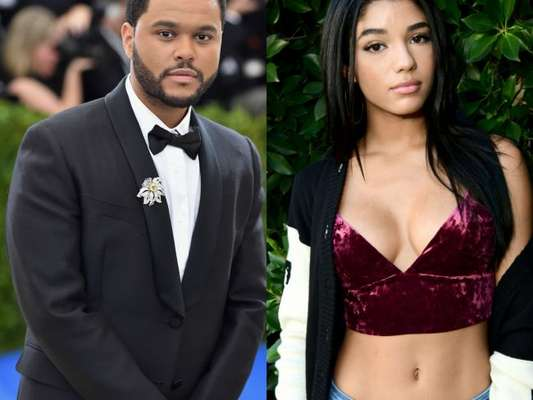 Depois do fim do namoro com Selena Gomez, The Weeknd foi visto com Yovanna Ventura, ex de Justin Bieber