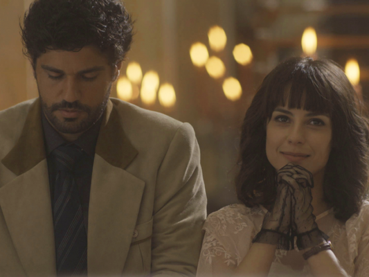 Na novela 'Tempo de Amar', Inácio (Bruno Cabrerizo) e Lucinda (Andreia Horta) se casam em pequena cerimônia, no capítulo que vai ao ar no dia 24 de novembro de 2017