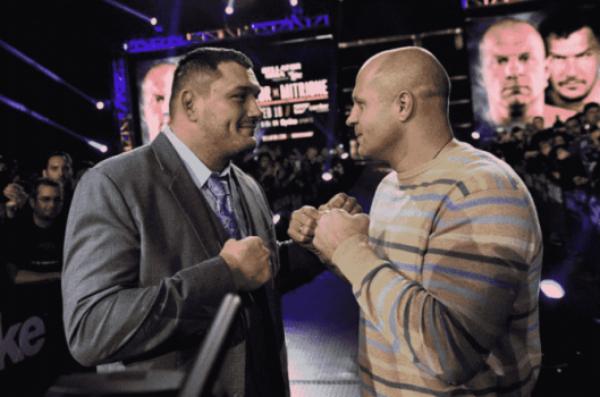 Fedor Emelianenko encara Matt Mitrione no dia 18 de fevereiro pelo Bellator