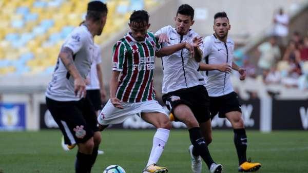 Último confronto: Fluminense 0x1 Corinthians - 23/7/2017
