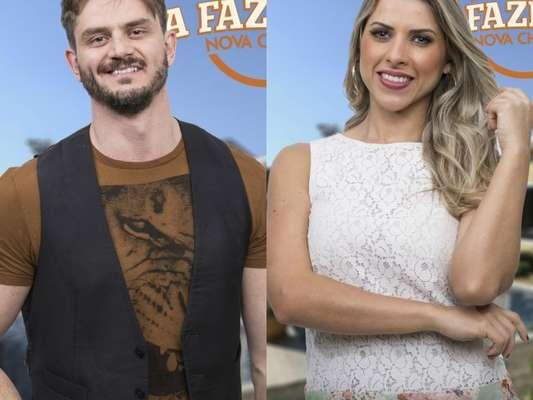 Em 'A Fazenda', Marcos Härter avaliou affair com Ana Paula Minerato. 'Não considero nem que foi um casal', disparou