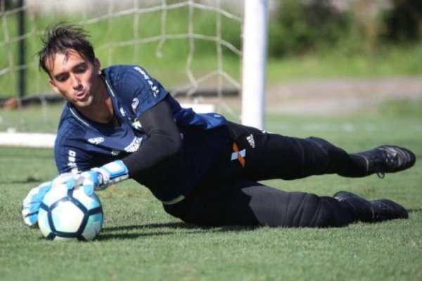 César está inscrito na Sul-Americana e pode jogar. Ele nem sequer atuou pelo Fla neste ano, mas está cotado para a semifinal