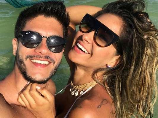 Mayra Cardi e Arthur Aguiar vão se casar em Fernando de Noronha em 2018