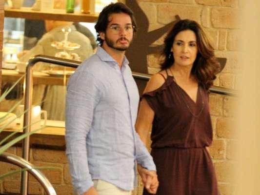 Túlio Gadêlha diz que Fátima Bernardes o motivou na carreira política: 'Toda bonita história de amor influencia'