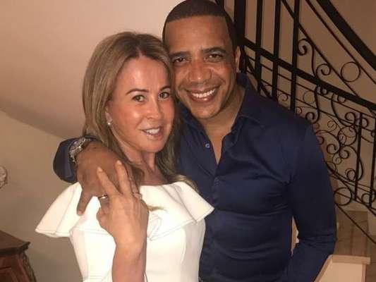 Zilu Camargo confirma fim de noivado com empresário Marco Antonio Teles em entrevista à revista 'Veja' nesta quarta-feira, dia 06 de dezembro de 2017