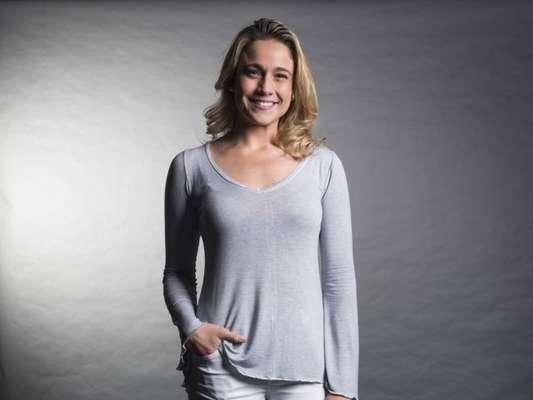 Fernanda Gentil falou da naturalidade com que o filho mais velho entendeu o namoro dela com a jornalista Priscila Montandon na noite de quarta-feira, 6 de dezembro de 2017