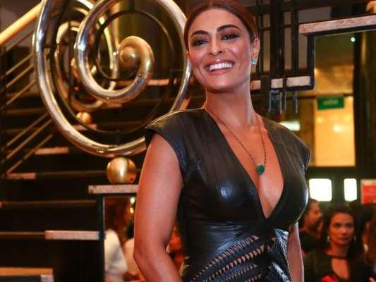 Rainha de bateria, Juliana Paes sairá vestida de abacaxi no desfile da Grande Rio em 2018