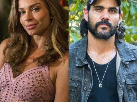 Lívia (Grazi Massafera) e Mariano (Juliano Cazarré), ex-amante de Sophia (Marieta Severo), se conhecem e transam na novela 'O Outro Lado do Paraíso'