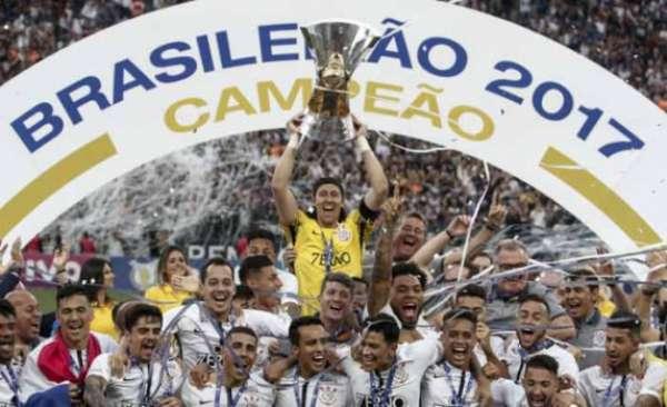 Corinthians receberá R$ 18 milhões pelo título