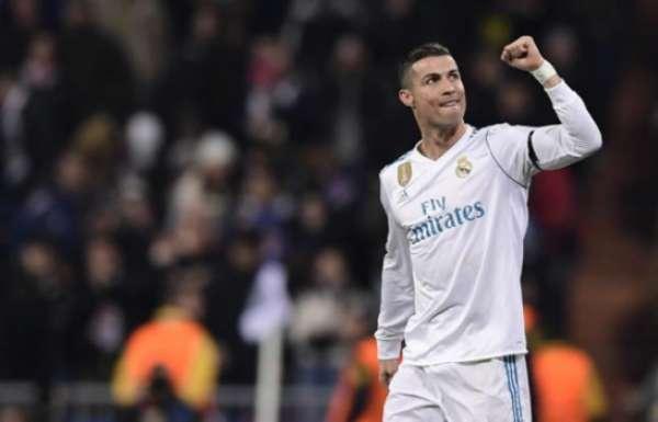 1º - Cristiano Ronaldo - Real Madrid