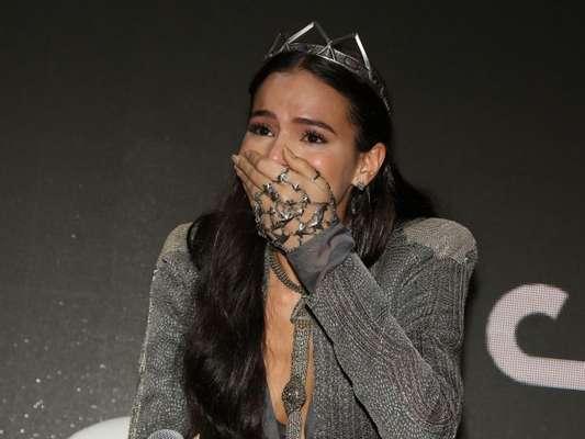 'Deus Salve o Rei' na CCXP tem funk e choro de Bruna Marquezine nesta sexta-feira, dia 08 de dezembro de 2017
