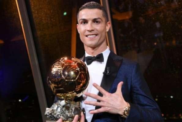 Cristiano Ronaldo e a sua quinta Bola de Ouro