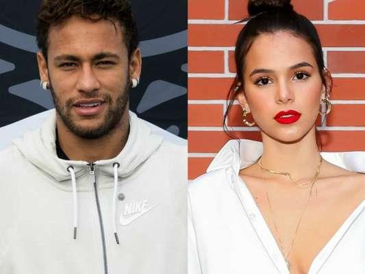 Neymar disse que voltaria com Bruna Marquezine em vídeo publicado nesta quarta-feira, 13 de dezembro de 2017