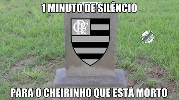 Zoações ao Flamengo bombaram nas redes sociais após a final