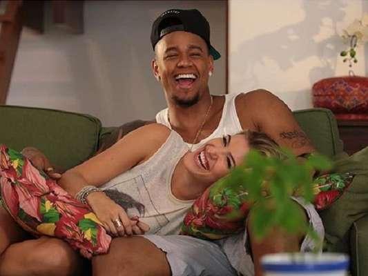Lorena Improta e Léo Santana reatam namoro, em 16 de dezembro de 2017
