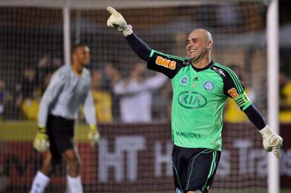 Marcos parou de jogar em 2012, após 20 anos defendendo o Palmeiras