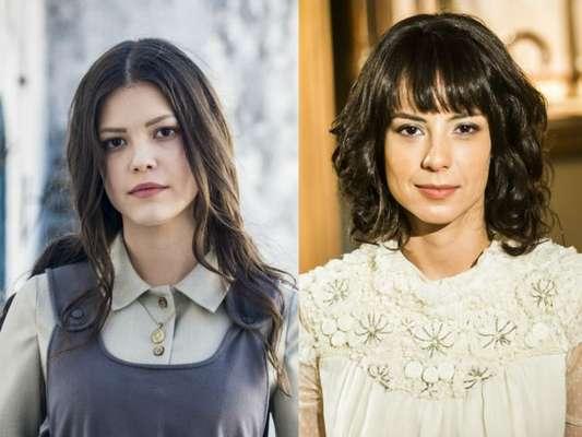 Maria Vitória (Vitória Strada) descobrirá que Lucinda (Andréia Horta) casou com Inácio (Bruno Cabrerizo), nos próximos capítulos da novela 'Tempo de Amar'