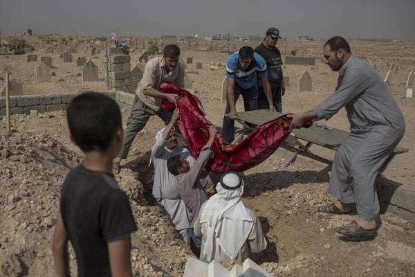 Batalha por libertação de Mosul matou ao menos 9 mil civis