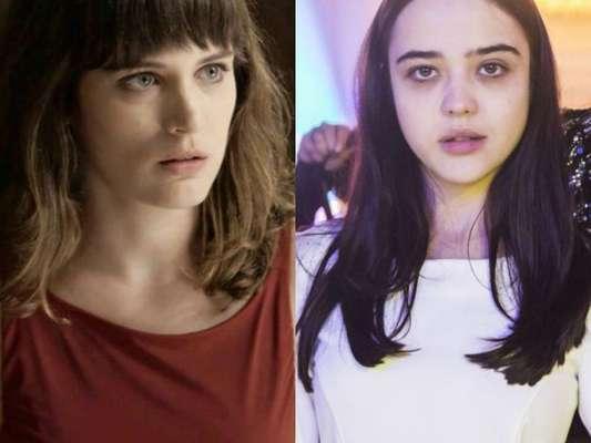 Clara (Bianca Bin) desconfiará que Laura (Bella Piero) tem um trauma causado pelo padrasto, Vinícius (Flávio Tolezani) na novela 'O Outro Lado do Paraíso'