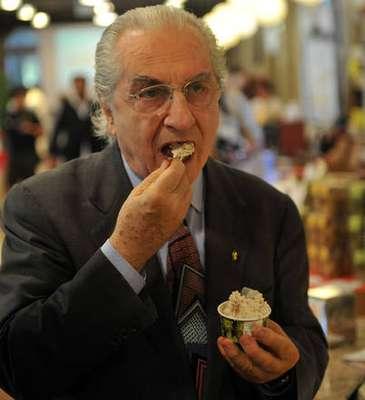 Chef Gualtiero Marchesi comandava restaurante no Teatro alla Scala