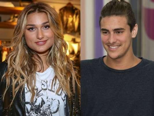 Namoro? Fãs suspeitam de romance entre Sasha e Bruno Montaleone