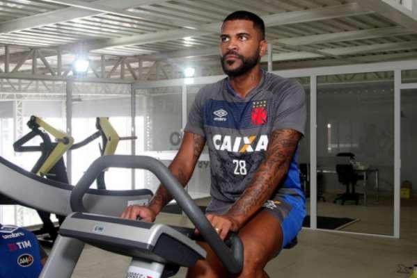 Breno renovou contrato com o Vasco por três anos