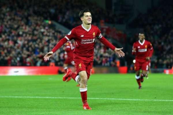Veja imagens de Coutinho pelo Liverpool