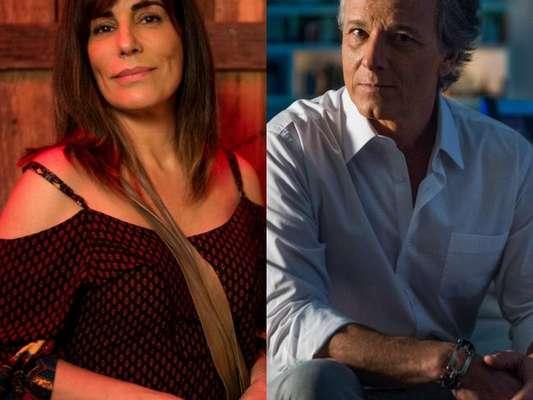 Duda (Gloria Pires) é inocentada por júri após depoimento de Renan (Marcello Novaes), na novela 'O Outro Lado do Paraíso'