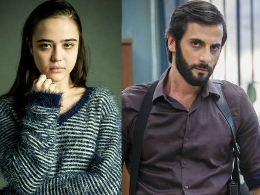 Laura (Bella Piero) denuncia Vinícius (Flávio Tolezani) ao lembrar os abusos sexuais sofridos na infância, na novela 'O Outro Lado do Paraíso'