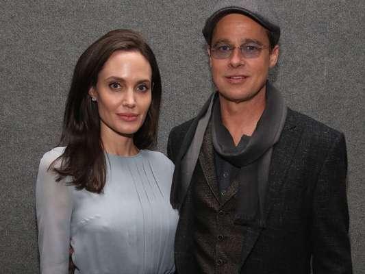 Angelina Jolie não tem interesse em namorar