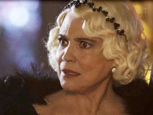 Na novela 'Tempo de Amar', José Augusto (Tony Ramos) descobre que Lucerne (Regina Duarte) é prostituta e ela desmaia no capítulo que vai ao ar na segunda-feira, 29 de janeiro de 2018