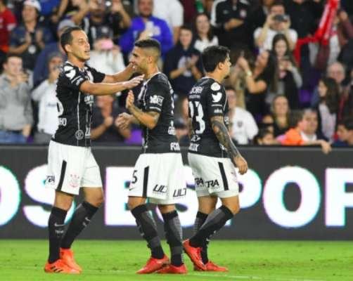 Corinthians venceu o PSV nos pênaltis